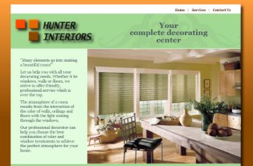 Hunter Interiors